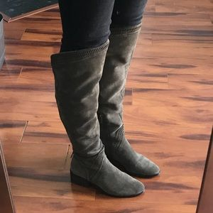 Vince Camuto Over the Knee Karinda Boots Size 8